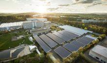 Am Standort Lüdenscheid nimmt ABB eine CO2-neutrale und energieautarke Fabrik in Betrieb. (Bild: ABB)