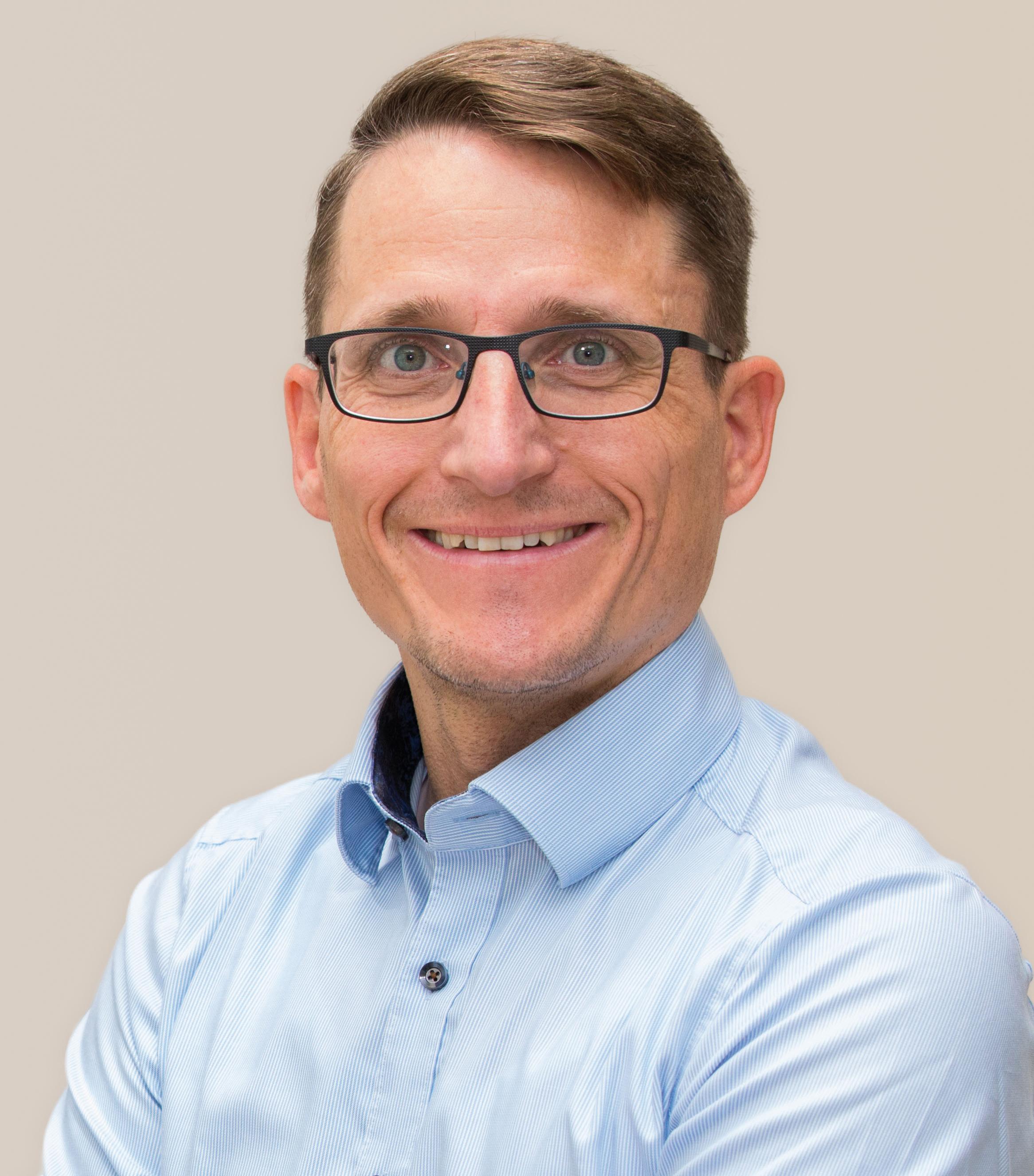 Tilo Rosenberger-Süß ist Leiter Unternehmenskommunikation bei Infraserv Gendorf