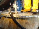 Das gegenüber der Hochdruckreinigung wassersparende Verfahren ...
