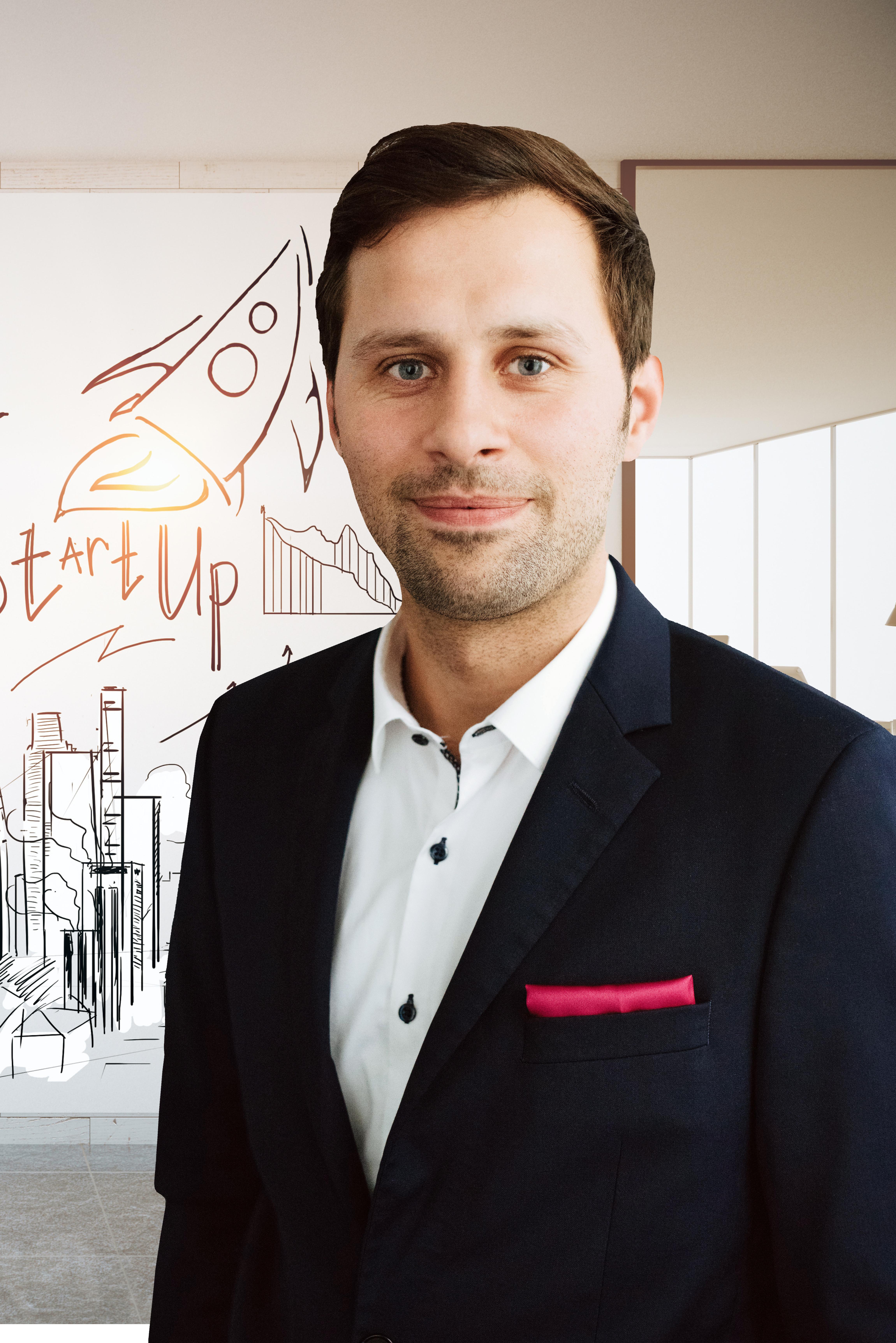 Dr. Alexander Mildner, Leiter Forschung und Entwicklung, Greif-Velox