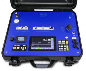 Mecotec DPC3000K-2R-200bar Kofferstation