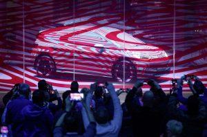 VW Elektroauto ID.3 - Pressefoto