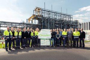 In einem Projekt am Standort Wesseling haben Lyondellbasell und Neste biobasierte Kunststoffe hergestellt. (Bild: Lyondellbasell)