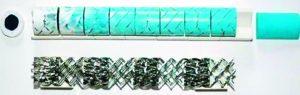 5 Schwing Einwegmischer mit X-Gitter-Geometrie