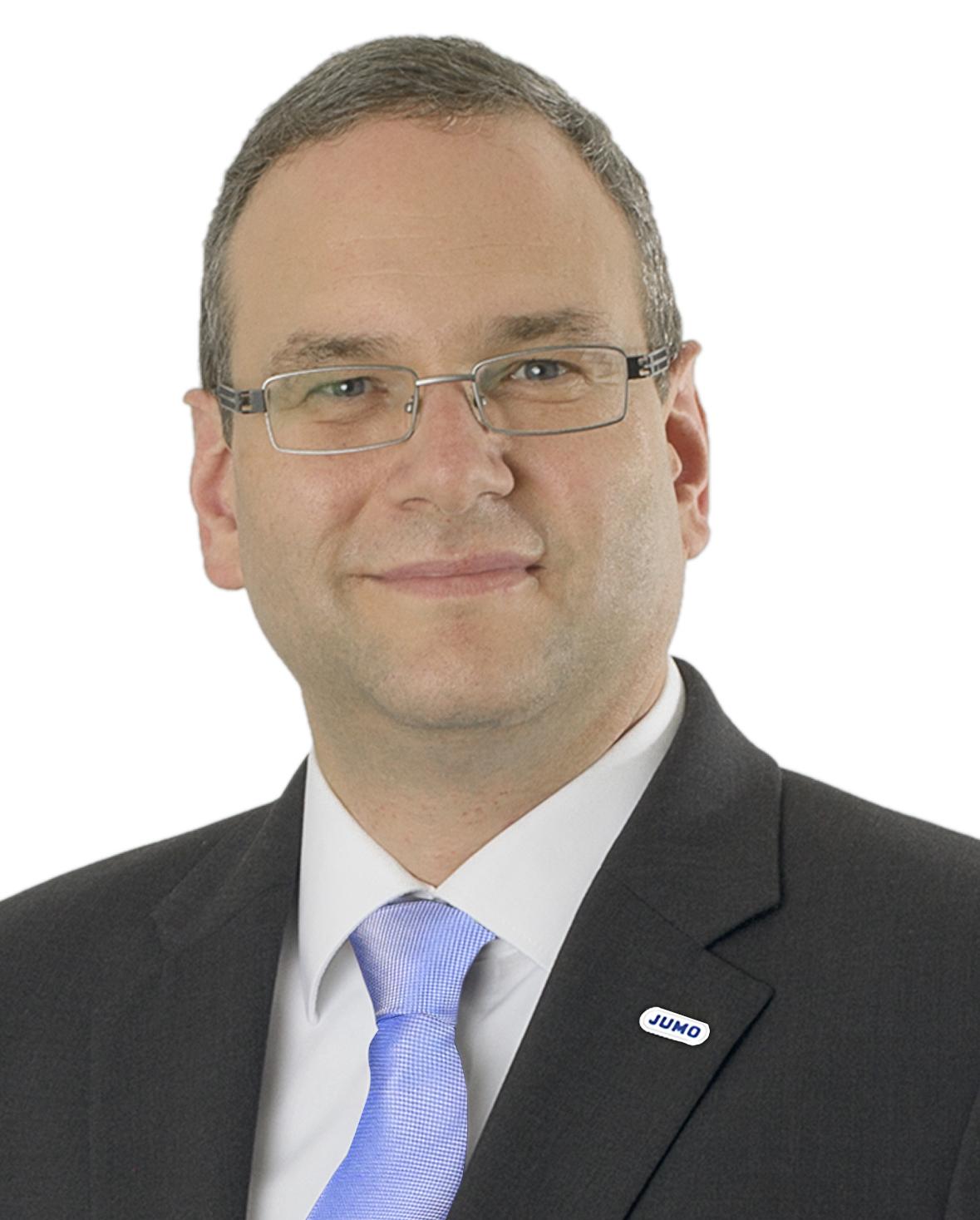 Michael Brosig ist Pressesprecher von Jumo