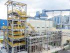 Anlage von LG Chemi zur Produktion von Carbon Nanotubes