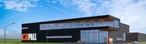 So soll der neue Hauptsitz in Veghel aussehen. (Bild: Q-Pall)