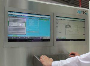 Autec hat unter anderem ein eigenes Prozessleitsystem entwickelt. (Bild: Vinci Energies)