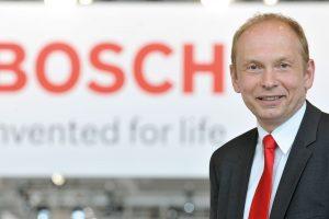 Dr. Stefan König, Vorsitzender der Geschäftsführung der Robert Bosch Packaging Technology GmbH, sieht in der neuen Konstellation mit CVC eine Chance für zukünftigen Erfolg. Bild: Bosch