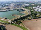 Der Landeshafen Nord ist für die Rohstoffversorgung der BASF von großer Bedeutung. Seit 1976 ist er Umschlagplatz für brennbare Flüssigkeiten wie Naphtha, Methanol und unter Druck verflüssigte Gase. Jährlich werden hier mehr als 2,6 Millionen Tonnen Güter umgeschlagen.  Insgesamt wickelt BASF am Standort Ludwigshafen mehr als 40 Prozent des Gesamtumschlags über Binnenschiffe ab. Neben dem Nordhafen verfügt BASF über zwei weitere Häfen: den Stromhafen für schwer brennbare Flüssigkeiten und Feststoffe am Westufer des Rheins sowie den Hafen der Friesenheimer Insel für brennbare Flüssigkeiten und verflüssigte Gase.