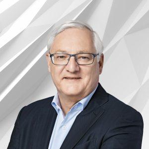 Interimschef Peter Voser übernimmt ab März 2020 wieder ausschließlich das Amt des Verwaltungsratspräsidenten. CEO wird Björn Rosengren. (Bild: ABB)