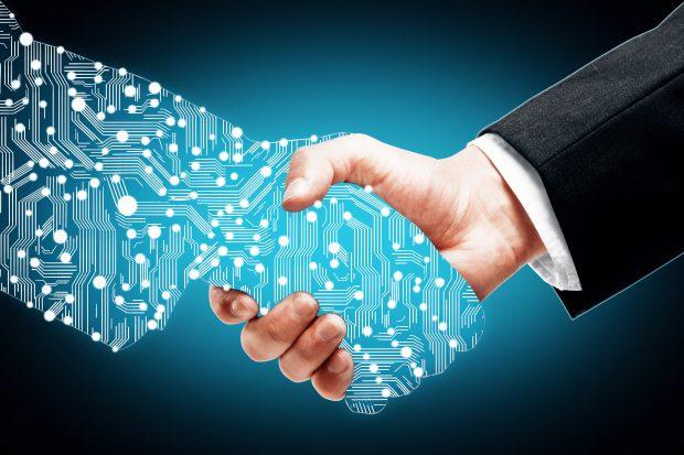 Digitalisierung (Bild: Adobe Stock – Peshkova)
