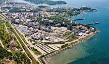 Der niederländische Spezialchemiekonzern Nouryon prüft den Bau einer Großanlage zur Produktion von Ethylenaminen.Mehr zum Projekt Bild: Nouryon