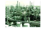 genommene Petrochemiekomplex in Shanghai war mit einem Investitionsvolumen über 600 Mio. DM eines der damals größten Projekte des traditonsreichen Chemieanlagenbau-Unternehmens Lurgi. Bild: Lurgi