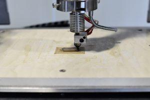 Die Drucker von Meditool fertigen medizinische Implantate im 3D-Druck. (Bild Evonik)