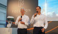Stephan Neuburger, CEO von Krohne, und Dr. Andreas Widl, Vorstandsvorsitzender von Samson, bei der Pressekonferenz am 19. September. Bild: Redaktion
