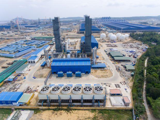 Die neue Luftzerlegungsanlage in Vietnam gehört zu den größten Standorten von Messer weltweit. (Bild: Messer)