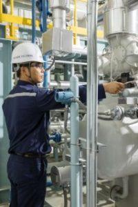 Wacker hat in Ulsan, Südkorea, einen Sprühtrockner für Dispersionspulver in Betrieb genommen. (Bild: Wacker)
