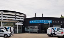 Das neue Service-Center in Leverkusen liegt am Kreisel Ludwig-Erhard-Platz. (Bild: Yncoris)