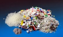 klein recycling-kunststoff-rezyklate