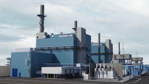 Siemens errichtet ein Industriekraftwerk im Chemiepark Marl. (Bild: Siemens)