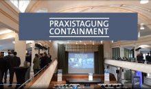 3. Praxistagung Containment Startbild