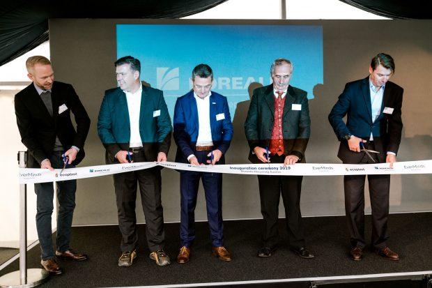 Borealis und Ecoplast haben in Österreich eine neue Kunststoffrecycling-Anlage eingeweiht. Bild: Borealis