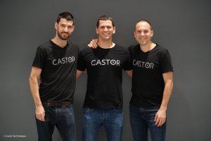 Das Start-up wurde 2017 von Omer Blaier, Elad Schiller und David Calderon gegründet. (Bild: Cator Technologies)