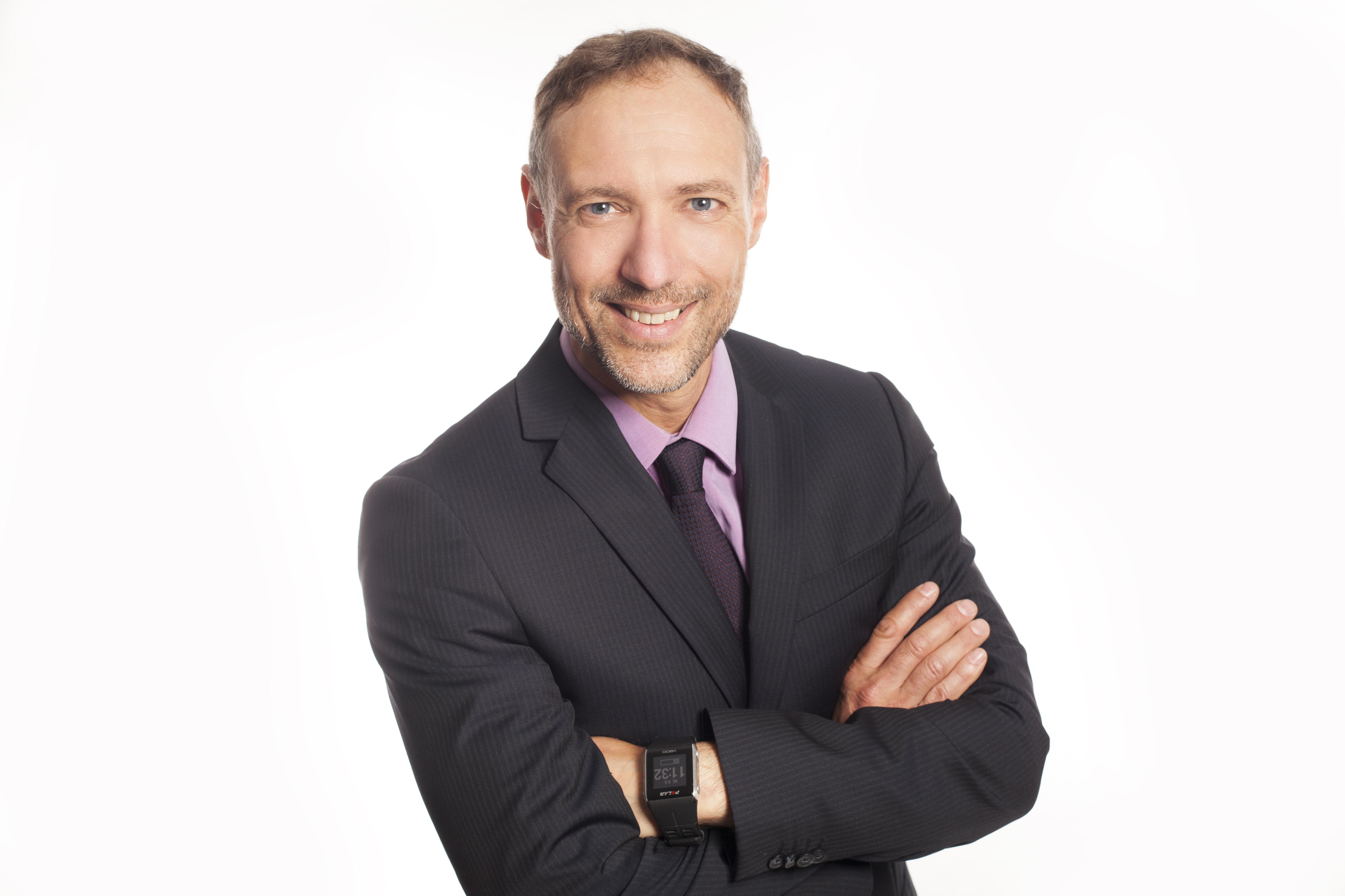 Wolfram Gstrein, Geschäftsführer von VTU Deutschland