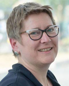 Tanja Gargulla hat zum 1. November die Leitung des Standorts Darmstadt übernommen. (Bild: Evonik)