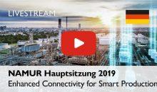 Livestream Namur Hauptsitzung