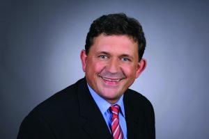 Frank Steinhoff hat am 1. November seine neue Funktion als Geschäftsführer übernommen. (Bild: Softing)