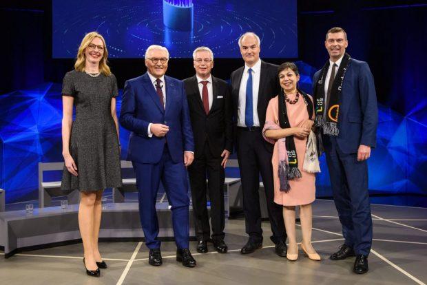 Covestro und RWTH Aachen erhalten den Deutschen Zukunftspreis 2019-200-2-1024x683