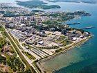 Test 2: Der niederländische Spezialchemiekonzern Nouryon prüft den Bau einer Großanlage zur Produktion von Ethylenaminen.Mehr zum Projekt Bild: Nouryon