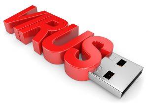 Virus USB STICK