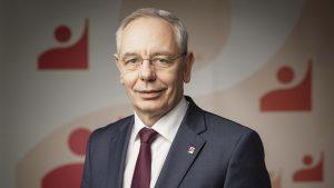 """""""Der Abschluss zeigt, dass sich mit einer starken und kompetenten IG BCE in wirtschaftlich herausfordernden Zeiten tarifpolitische Innovationen für die Beschäftigten durchsetzen lassen"""", sagte der Vorsitzende der IG BCE, Michael Vassiliadis. (Bild: IG BCE)"""