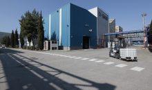 BASF-Standort im spanischen Castellbisbal