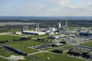Bayport Polymers Baystar in Houston, Texas. (Bild: Total)