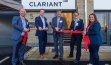 Das Labor hat bereits am 23. Januar seine offizielle Eröffnung gefeiert. (Bild: Clariant)