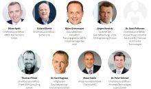 Der Fachbeirat des 7. Engineering Summit besteht aus hochrangigen Vertretern des Anlagenbaus.