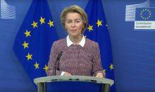 EU von der leyen Datenstrategie Brüssel