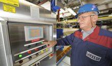 Mittels der Software TrendMiner analysienren Produktionsmitarbeiter unter anderem Fertigungsprozesse und Messdaten.