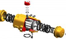 Bormann Hytork-XL II Size 131 - © Emerson Process Managment