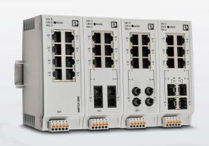 FL Switch 2200_2300 von Phoenix Contact für Ethernet-in-the-Field. Bild: Phoenix Contact