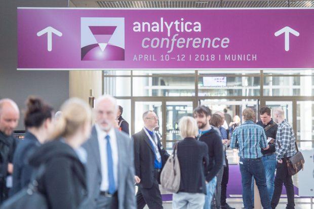 Die Analytica 2020 wird aufgrund des Corona-Virus auf den 19. bis 22. Oktober verschoben. (Bild: Analytica / Messe München)