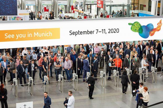 Die IFAT 2020 ist auf den 7. bis 11. September verschoben. (Bild: Messe München)