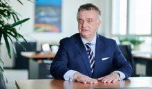 Christian Kullmann, Vorstandsvorsitzender der Evonik Industries AG, ist seit dem 27. März 2020 Präsident des VCI. Bild: Evonik