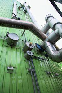 1 Der Bio-Fermenter wird seit 13 Jahren betriebssicher mit robusten Druckmessumformern mit keramischer Messzelle überwacht