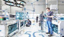 Der neue Mobilfunkstandard 5G berücksichtigt erstmals die Bedürfnisse der Industrie.
