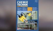 CT 4 ePaper-Ausgabe der CHEMIE TECHNIK